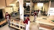 Рабочие на мебельную фабрику